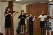 29 октября в 11.40 состоится концерт Осень золотая со скрипочкой в руках при участии ансамбля скрипачей Арпеджио и солистов, учащихся ДМШ г. Мытищи
